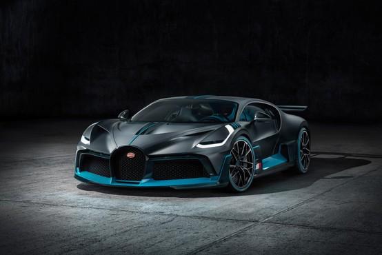 Bugatti Divo: Stroj za ovinkaste ceste