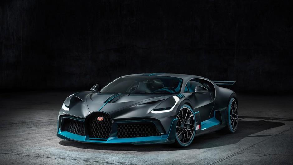Bugatti Divo: Stroj za ovinkaste ceste (foto: Bugatti)