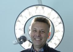 Prof. dr. Uroš Ahčan: Naježim se, ko mi kdo reče: »Joj, kako si se upal to povedati...«