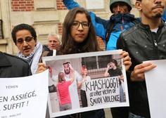 Zvočne posnetke o umoru novinarja Džamala Hašodžija iz Turčija v pet držav