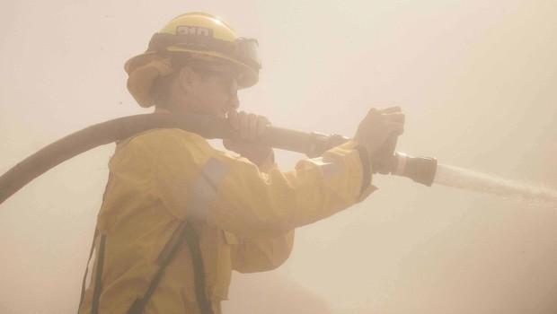 Število žrtev požara v Kaliforniji se je povzpelo na 42 (foto: Profimedia)