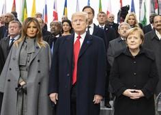 Melania Trump ne potrebuje nasvetov Michelle Obama, sporočajo iz Bele hiše