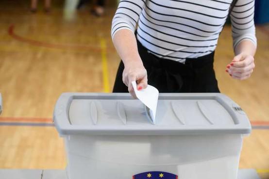 Začetek predčasnega glasovanja na lokalnih volitvah