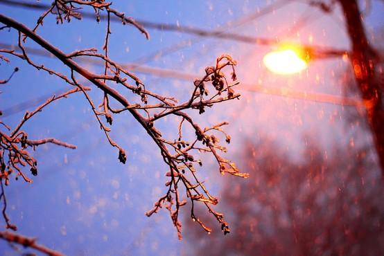 Indijansko poletje se poslavlja, skokoma pa prihaja čisto prava zima!