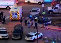 Chicago: V streljanju v bolnišnici 4 mrtvi!