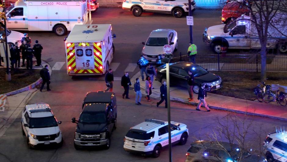 Chicago: V streljanju v bolnišnici 4 mrtvi! (foto: Profimedia)