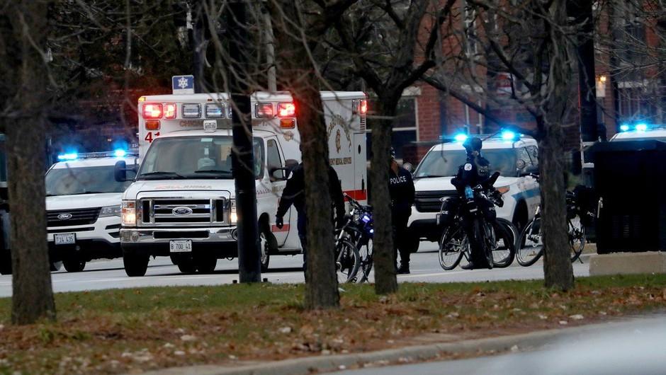 Streljanje v Chicagu posledica spora zaradi zaročnega prstana (foto: Profimedia)