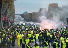 Francozi so siti dvigovanja cen in izčrpavanja družinskega proračuna