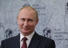 Moskva s humorjem pospremila Trumpovo košarico