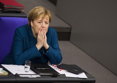 """Nemčija bo še zaostrila ukrepe; Merklova: """"Trenutno se preveč govori o stojnicah s kuhanim vinom"""""""