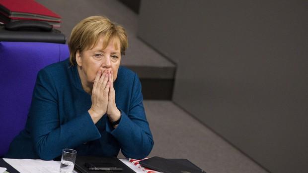 Merklova bo zamudila odprtje vrha G20, ker je njeno letalo moralo zasilno pristati (foto: Profimedia)