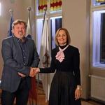 V Kranju slavil Rakovec, Arsenovič bo župan Maribora, v Kopru zgolj 12 glasov razlike v korist Bržanu! (foto: gregor mlakar /STA)
