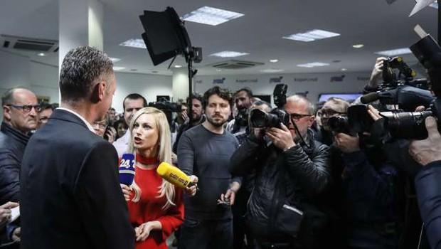V Kranju slavil Rakovec, Arsenovič bo župan Maribora, v Kopru zgolj 12 glasov razlike v korist Bržanu! (foto: STA)