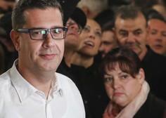 """Aleš Bržan: """"Zaradi zaznanih nepravilnosti bomo zahtevali ponovno štetje glasov!"""""""