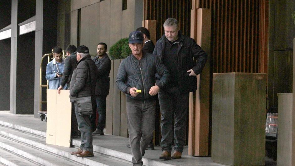 Bo Sean Penn snemal dokumentarec o umoru Hašodžija? (foto: Profimedia)