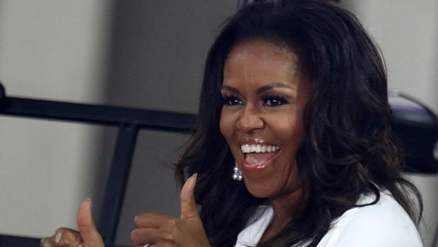 Najbolj občudovana ženska leta 2018 je Michelle Obama! (foto: Profimedia)
