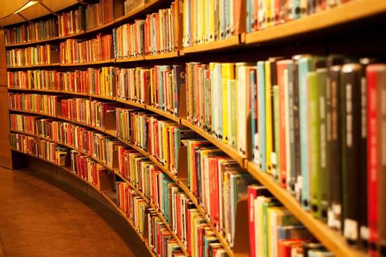 Vladni odlok o prepovedi kulturnih in kinematografskih storitev, izjema so knjižnice
