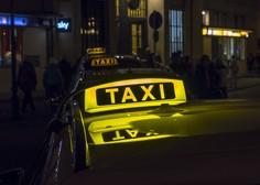 Mlajša ženska oropala ljubljanskega taksista