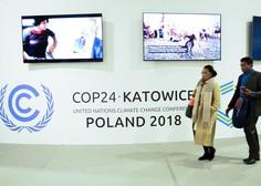V Katovicah sklenili dogovor o podnebnem sporazumu