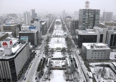 Več deset ranjenih v eksploziji v japonskem baru, porušenih tudi več stavb