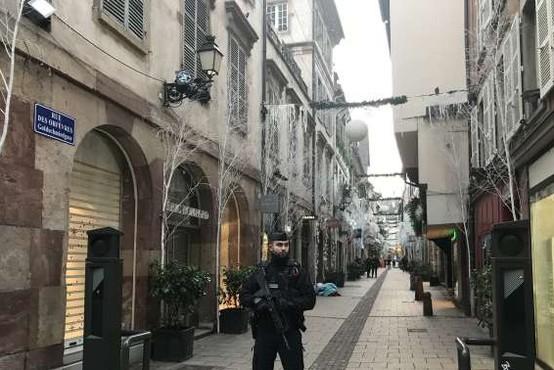 Štiri sorodnike strasbourškega napadalca včeraj izpustili iz pripora
