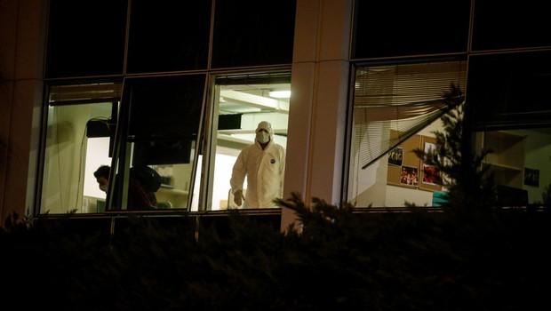 Pred sedežem grške televizije eksplodirala bomba (foto: profimedia)