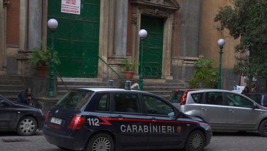 V Trstu prijeli več članov Camorre (foto: Profimedia)