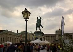 Dunaj: V streljanju v središču mesta ena smrtna žrtev, ena oseba ranjena
