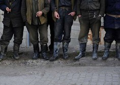 Češka: V nesreči v rudniku 13 mrtvih, trije ranjeni