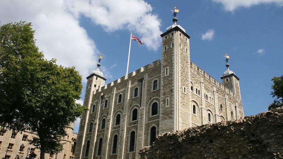 Stražarji znamenite londonske trdnjave prvič po 55 letih stavkali! (foto: Profimedia)