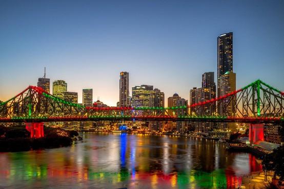 Avstralija bo božič dočakala sredi vročinskega vala