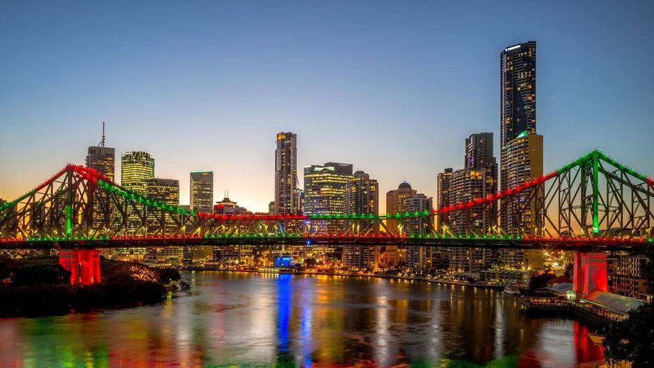 Avstralija bo božič dočakala sredi vročinskega vala (foto: profimedia)