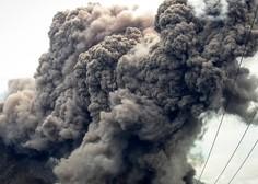 Indonezija: Višja stopnja pripravljenosti zaradi možnosti izbruha vulkana