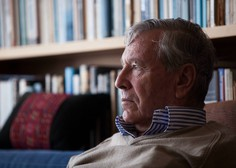 Umrl je Amos Oz, izraelski romanopisec