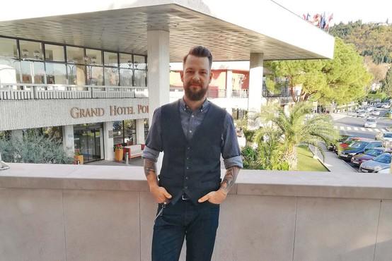 Kulinarični intervju s kuharskim mojstrom Binetom Volčičem