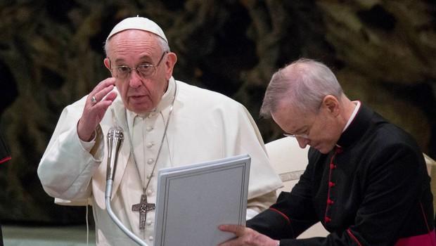 Papež poziva ameriške škofe k skupnemu boju proti zlorabam (foto: profimedia)