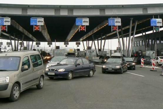 Zastoji na mejnih prehodih s Hrvaško