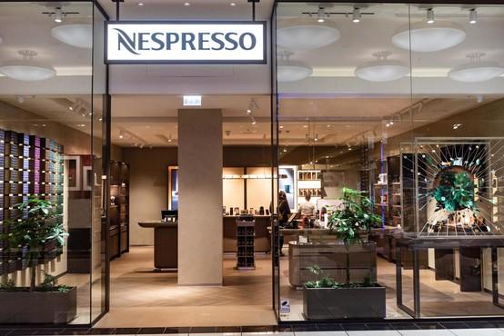 Vrhunska kava končno pri nas: Odprtje Nespressovega butika