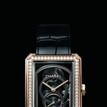 Nagrada za žensko uro:<br /> Chanel, Boy-friend Skeleton (foto: Chanel)