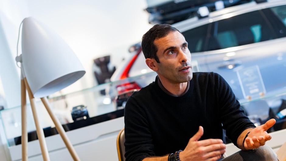 Nikola Galič: Slovenski kupci želimo izstopajoče, varne in okolju prijazne avtomobile (foto: Saša Kapetanovič)