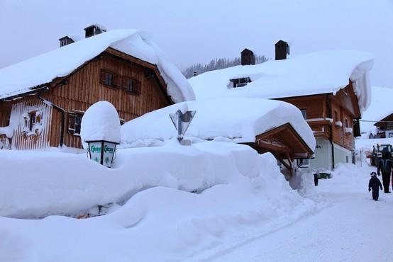 V Avstriji in Nemčiji v pričakovanju nove pošiljke snega, iz Srbije poročila o hudem mrazu!