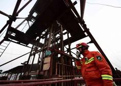 V rudniški nesreči na Kitajskem najmanj 19 mrtvih