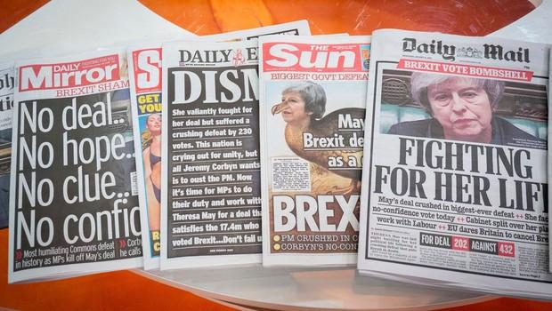 Glasovanje o nezaupnici britanski vladi prvo po 26 letih (foto: profimedia)