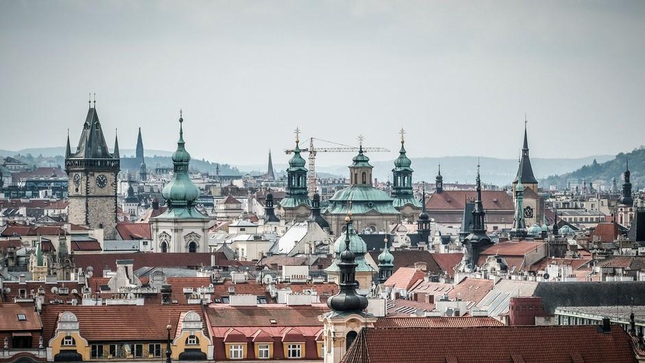 50 let po smrti Jana Palacha se je v Pragi zažgal moški (foto: Profimedia)