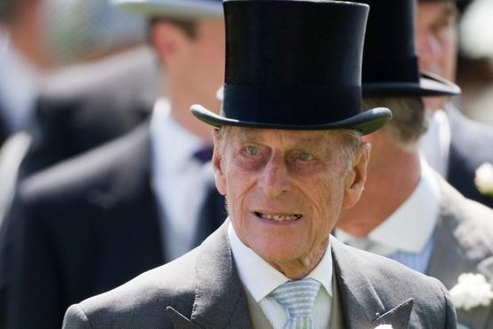 Princ Philip izrazil svojo hvaležnost vsem, ki delajo v času koronavirusa