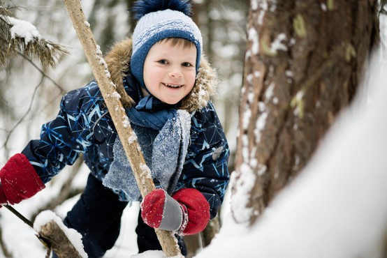 Sneženje po Sloveniji je ponehalo, sledi nekaj dni suhega vremena!