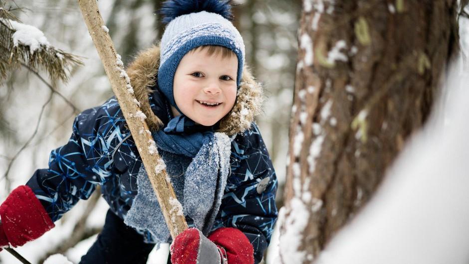 Sneženje po Sloveniji je ponehalo, sledi nekaj dni suhega vremena! (foto: profimedia)