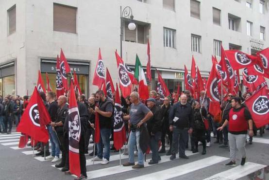 Gorica: Italijanski neofašisti spet na cesto, antifašisti za protiutež pripravljajo svoj shod