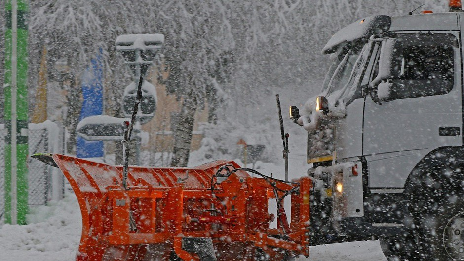 V ZDA hud mraz terjal najmanj 6 življenj (foto: Profimedia)