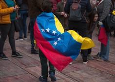 V Venezueli nevarno vre, vse glasnejša svarila pred državljansko vojno!